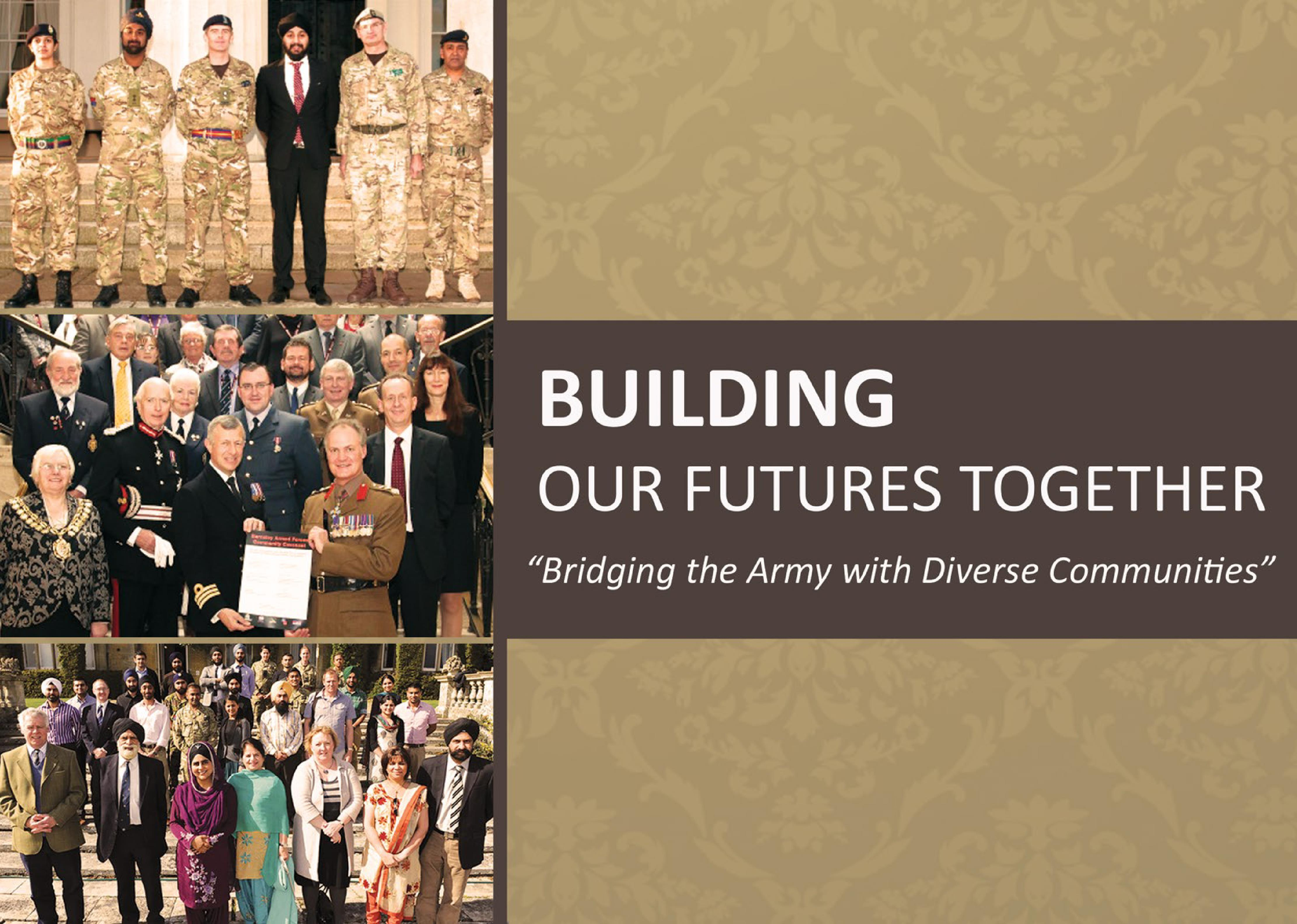 Armed Forces Engagement with Diverse Communities