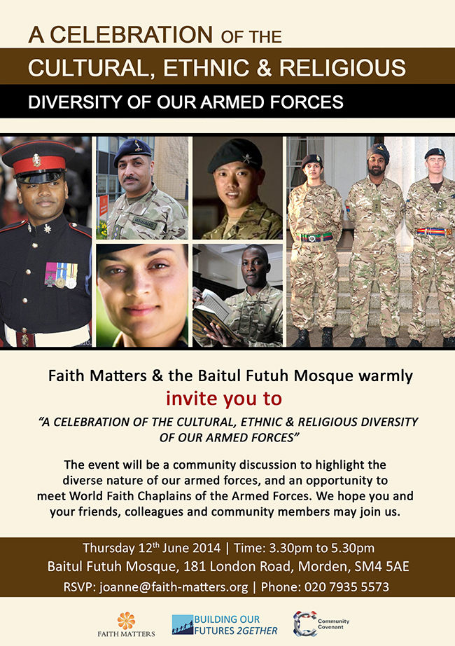 Baitul Futuh Event, Armed Forces Engagement