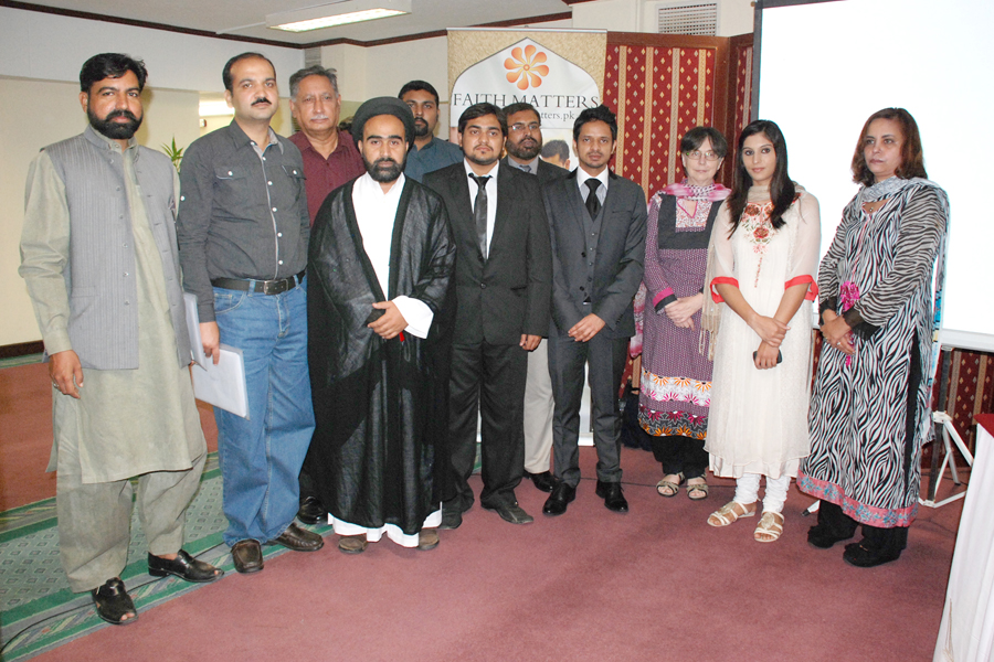 Faith Matters Interfaith Session, Lahore, Pakistan